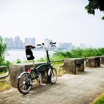意想不到的簡單!台北市區踩單車到八里淡水路線介紹