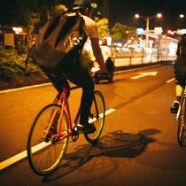 親身參與!與台北 Fixed Style 渡過一個 Fixed Gear 單車之夜