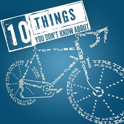 給未買單車的人:10 件你不知道的事