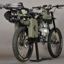 依家去踩單車定去打仗先?Motoped 超級兩用山地單車