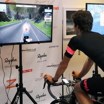 真正打機踩單車!Zwift 網上連線玩單車公路賽!