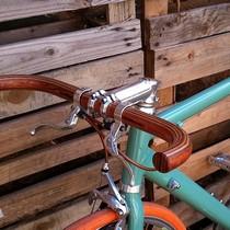 Woodoocycles 有品味必選 勁優雅木製單車配件