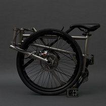 號稱最完美摺合單車? 簡介 Helix Folding Bike