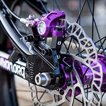 單車知識:淺談碟剎制式與類型