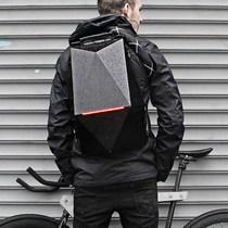 多功能龜殼!超型單車專用硬殼背囊