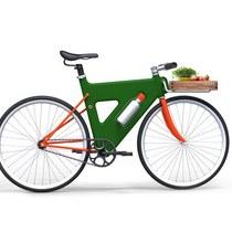 膠板單車?!