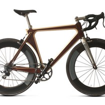 木製 Road Bike - Selva Bike TI XXII