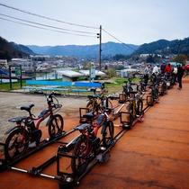 實地試踩!高山飛驒火車軌單車遊!