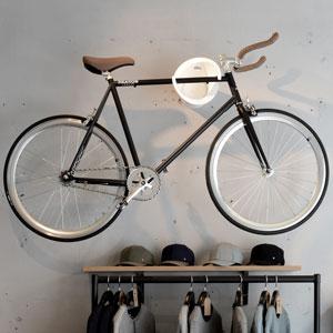 源自英國 Cycloc 型格掛牆單車架