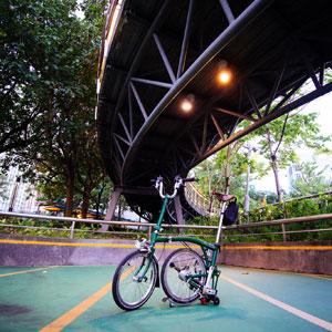 單車公園遊 九龍灣單車公園學單車好去處