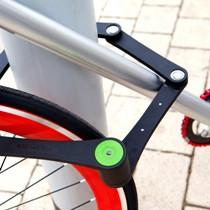 單車鎖的創意無窮無盡
