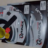 Rotor Q-Ring Chainring 52/36